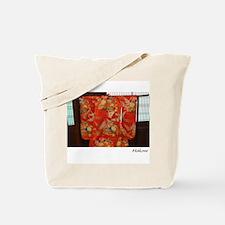 Furisode Kimono Tote Bag
