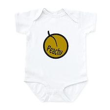 Feeling Peachy Infant Bodysuit