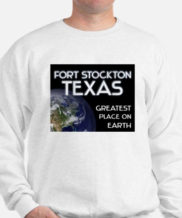 fort stockton texas - greatest place on earth Swea