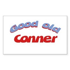 Good Old Conner Rectangle Decal