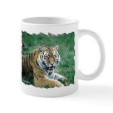 """""""Resting Tiger - B3"""" Mug"""