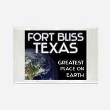 fort bliss texas - greatest place on earth Rectang