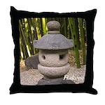 Misaki Lantern Throw Pillow