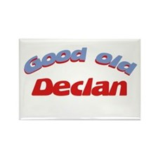 Good Old Declan Rectangle Magnet