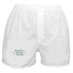 Because Canoer Boxer Shorts