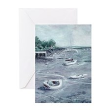 Cape Porpoise Greeting Card
