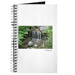 Pond Waterfall Journal