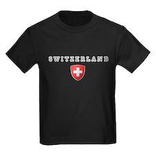 Switzerland Crest T
