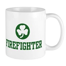 Irish Firefighter Mug