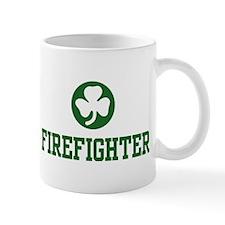 Irish Firefighter Small Mug