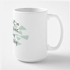 Because Athletic Trainer Large Mug