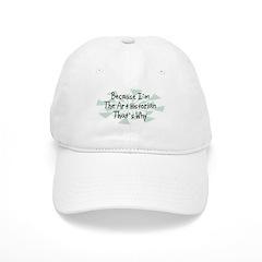 Because Art Historian Baseball Cap