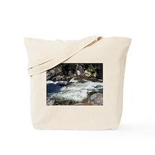Funny Babbling brook Tote Bag