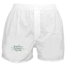 Because Architect Boxer Shorts