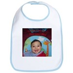 Custom Photo Bib