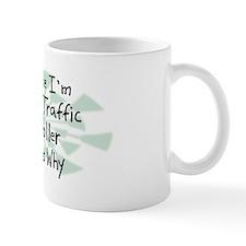 Because Air Traffic Controller Mug