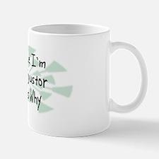 Because Adjustor Mug