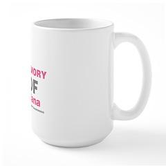 BreastCancerMemoryNana Mug