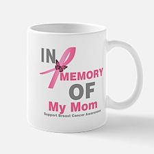 BreastCancerMemoryMom Mug