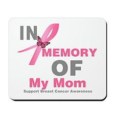 BreastCancerMemoryMom Mousepad