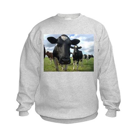 Heres Lookin At You Babe! Kids Sweatshirt