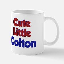 Cute Little Colton Mug