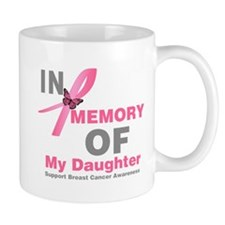 BreastCancerMemoryDaughter Mug
