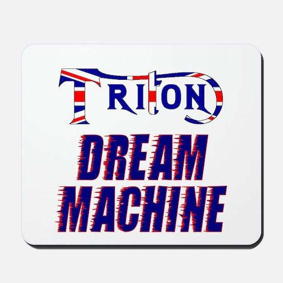 TRITON Dream Machine Mousepad