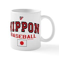 Japan Nippon Baseball Mug