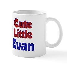 Cute Little Evan Mug