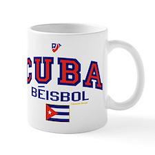 CU Cuba Baseball Beisbol Mug