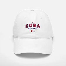 CU Cuba Baseball Beisbol Baseball Baseball Cap