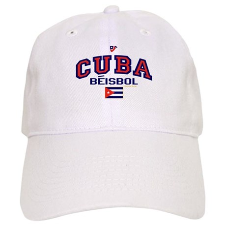 cu cuba baseball beisbol hat by qdshop
