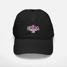 CU Cuba Baseball Beisbol Baseball Hat