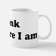 I bonk Mug
