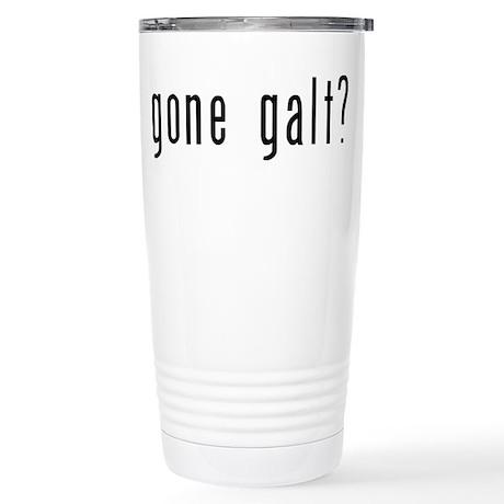 gone galt Stainless Steel Travel Mug