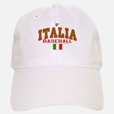 IT Italy Italia Baseball Baseball Baseball Cap