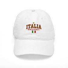 IT Italy Italia Baseball Baseball Cap