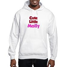 Cute Little Molly Hoodie Sweatshirt