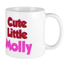 Cute Little Molly Mug