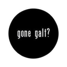 "gone galt 3.5"" Button (100 pack)"