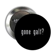 "gone galt 2.25"" Button (100 pack)"