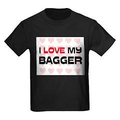 I Love My Bagger T