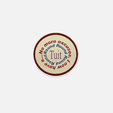 Round Tuit Mini Button