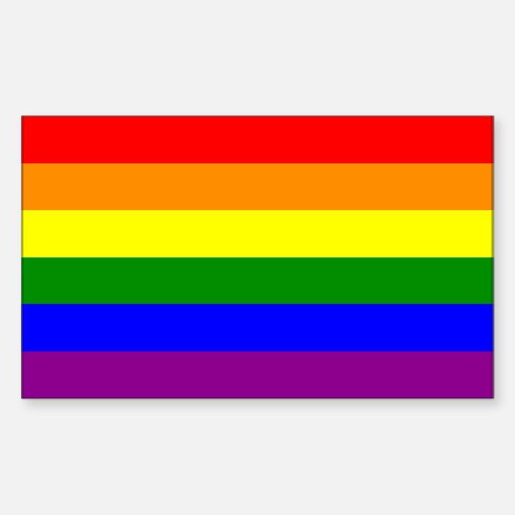 Free Gay Pride Bumper Stickers 13
