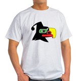 Canada native art Light T-Shirt
