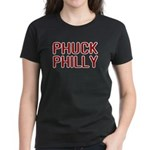 Phuck Philly 2 Women's Dark T-Shirt