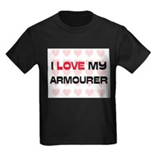 I Love My Armourer T
