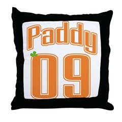 Cool Paddy 09 Throw Pillow