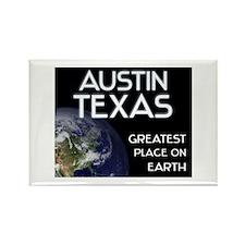 austin texas - greatest place on earth Rectangle M